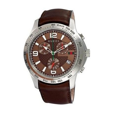 Cronografo Gucci Uomo al Quarzo 44mm Ya126222