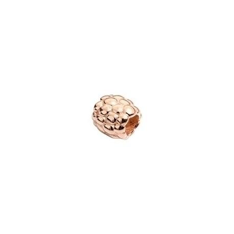 Queriot Civita Bead Mora Piccola Oro Rosa 9k