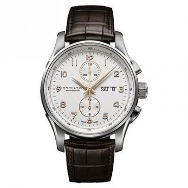 Orologio Hamilton Jazzmaster Maestro Cronografo Automatico Da Uomo 45mm H32766513