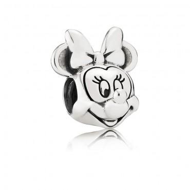 Pandora Disney Charm Minnie in argento