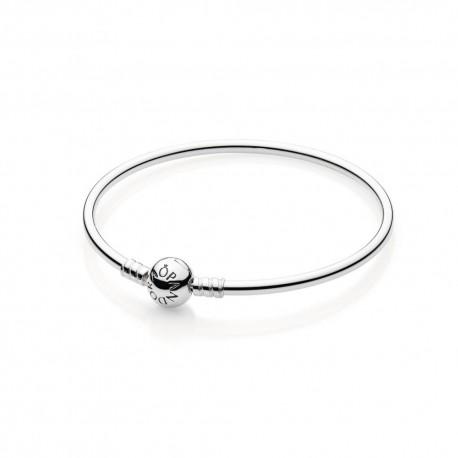 Pandora Bracciale Rigido in argento
