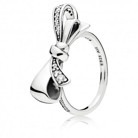 anello fiocco pandora prezzo