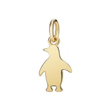 Pinguino Ciondolo in Oro Giallo 18kt