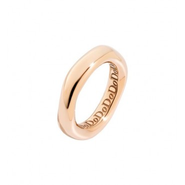 Anello Irregular in Oro Rosa 9Kt - DoDo