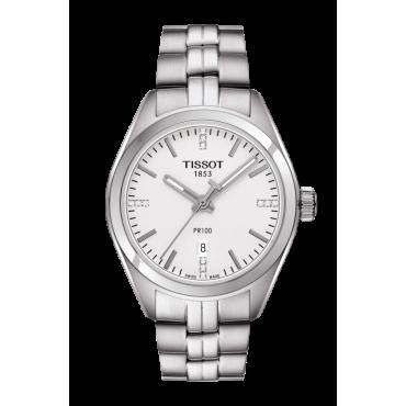 Orologio da Donna Tissot PR 100 Lady al Quarzo T1012101103600