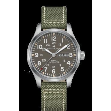 Orologio Automatico Hamilton Khaki Field Day Date H70535081