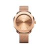 Orologio Al Quarzo Hamilton Jazzmaster Thinline 42mm Tempo Data H38541783