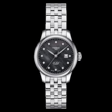 Orologio Donna Tissot Le Locle Automatic Lady - Tempo / Data - Automatico - Cinturino in Acciaio - T0062071112600