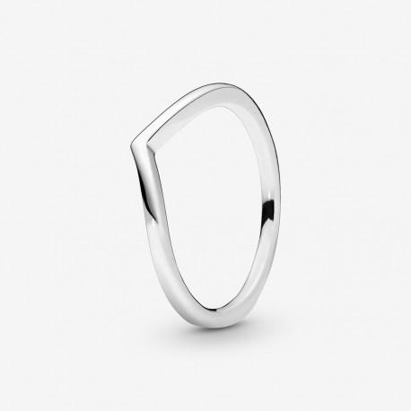 Anello a V semplice  Pandora