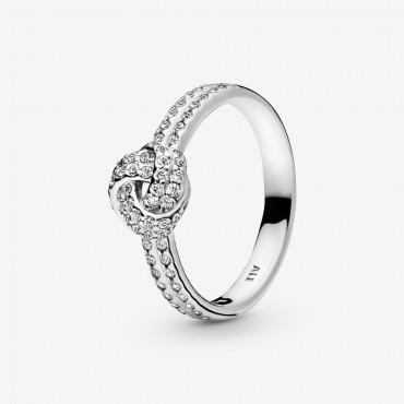 Anello Nodo scintillante  Pandora