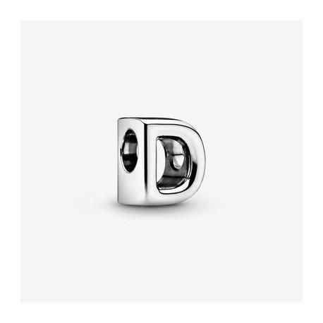 Charm dell'alfabeto lettera D  Pandora