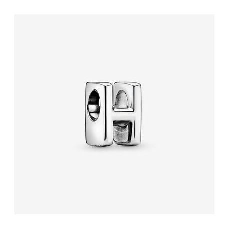 Charm dell'alfabeto lettera H  Pandora