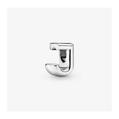 Charm dell'alfabeto lettera J  Pandora