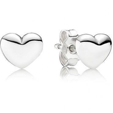 Orecchini cuore  Pandora