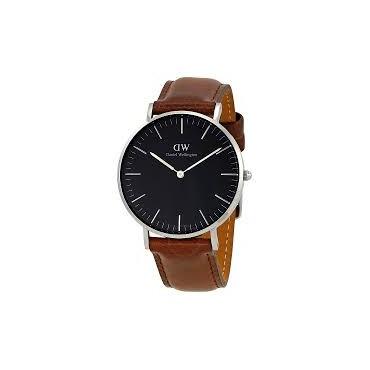 Orologio Daniel Wellington Classic Bristol Black Dial 36MM Watch DW00100143