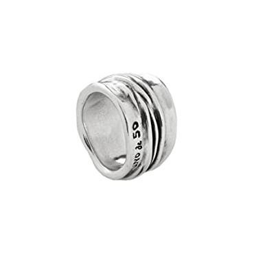 Uno de 50 anello lega di argento donna the tribe ANI0536MTL000XL