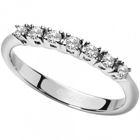 anello donna gioielli Comete Veretta