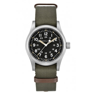 KHAKI FIELD MECHANICALOROLOGI MECCANICO38mm H69439931
